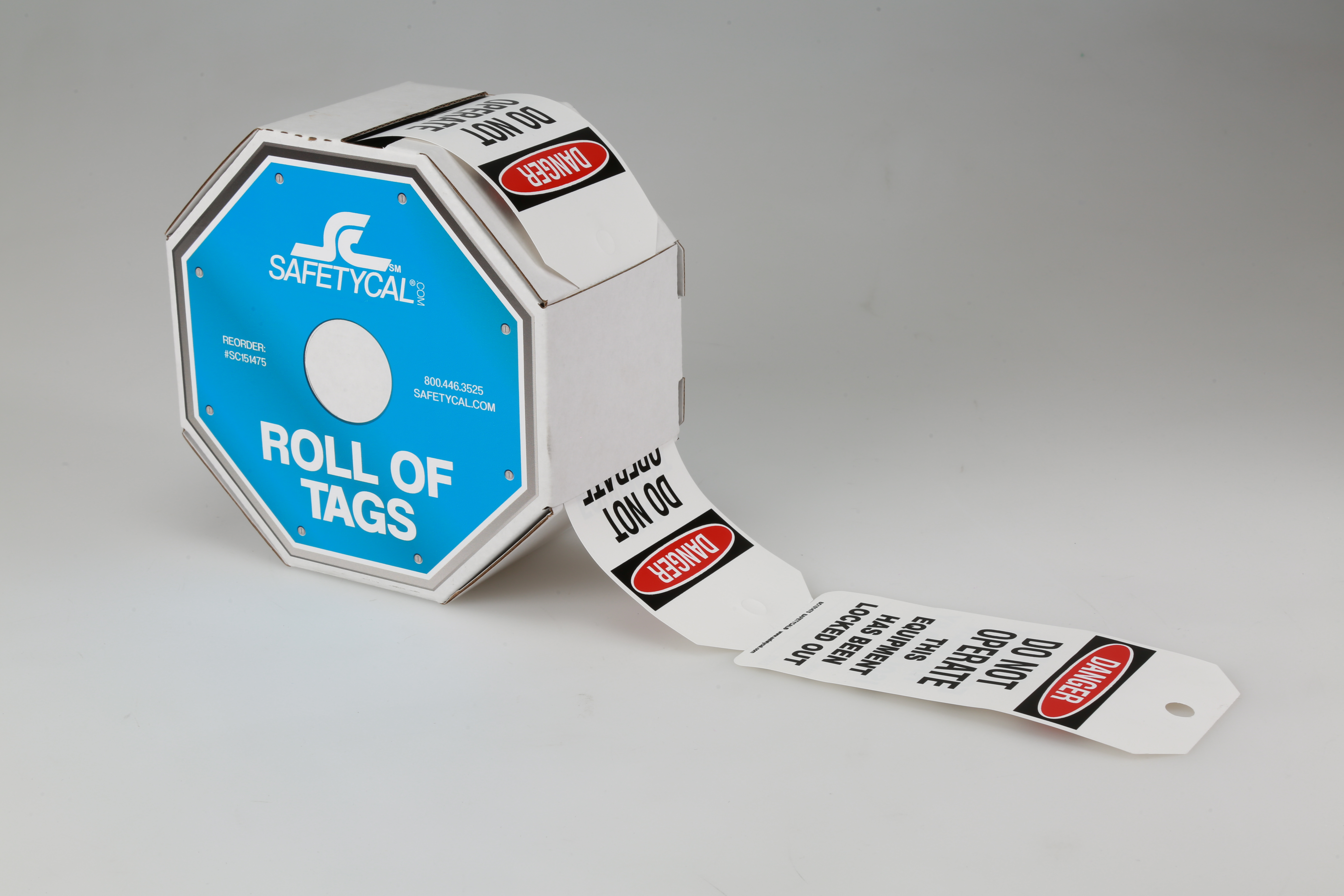 Roll of Tags