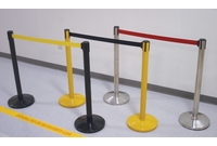 Retractable Belt Tape Barriers