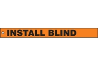 Isolation Blind Tags