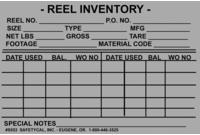 Reel Inventory