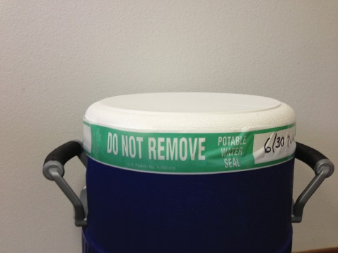 Water Cooler Tape