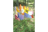 Marking Flags & Whisker Stakes