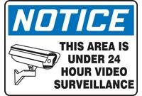 Security & Surveillance Signs