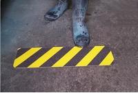 Skid-Resistant Floor Signs
