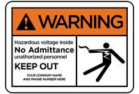 Transformer Signs