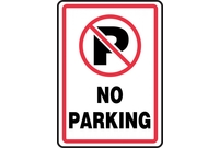 Traffic Industrial Signs