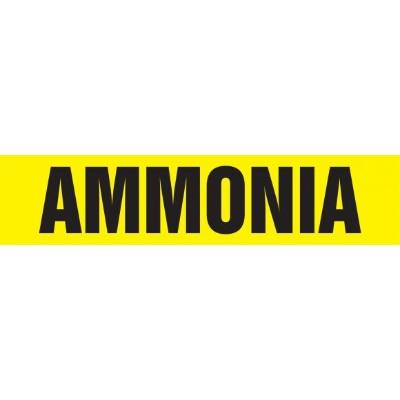 Ammonia - Cling-Tite Pipe Marker