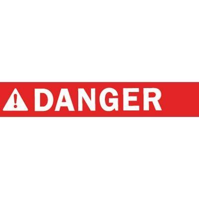 Danger ANSI Barricade Tape