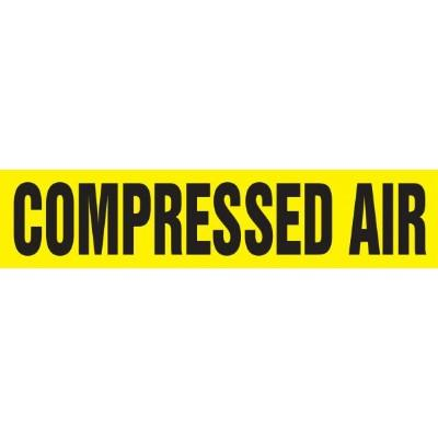 Compressed Air - Cling-Tite Pipe Marker
