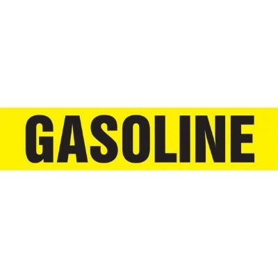 Gasoline - Cling-Tite Pipe Marker