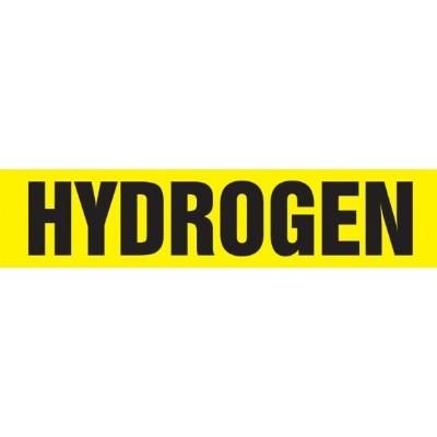 Hydrogen - Cling-Tite Pipe Marker