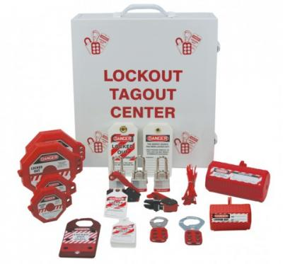 Lockout Tagout Cabinet Center