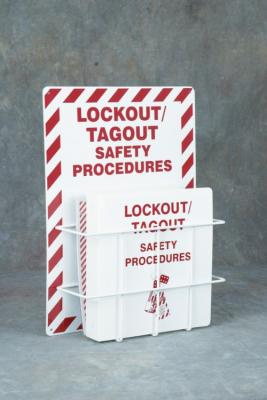 Lockout Procedure Station