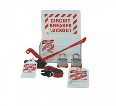 Circuit Breaker Lockout Board