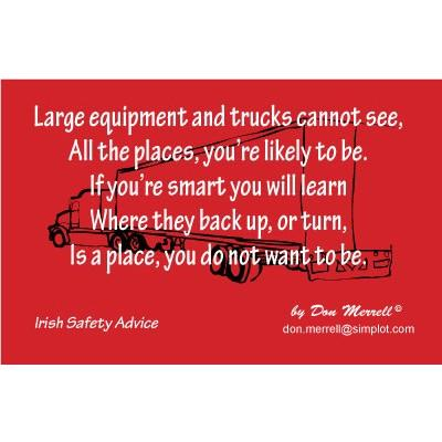 "Limerick - ""Large Equipment"""
