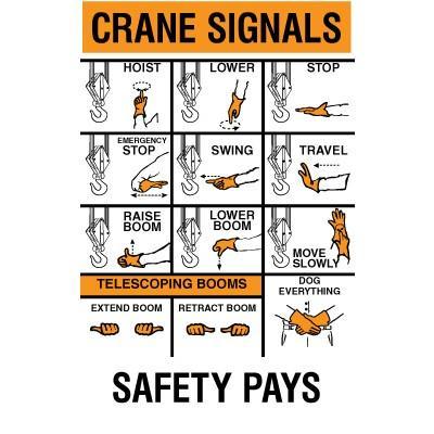 Crane Signals (Orange)