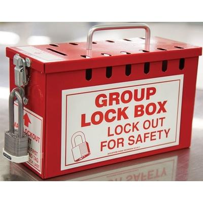 Portable Group Lockbox