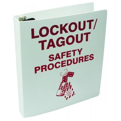 Lockout Procedure Binder