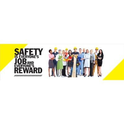 rewarding a job done safely Safety isn't always foremost in the minds of entrepreneurs or small business owners for some, a severe injury to a worker is a very remote possibility and hardly worth worrying about.
