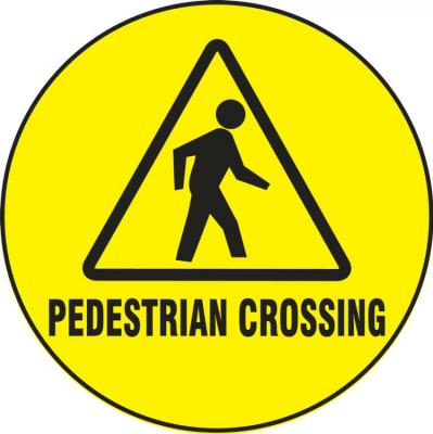 Pedestrian Crossing - LED Projector Lens