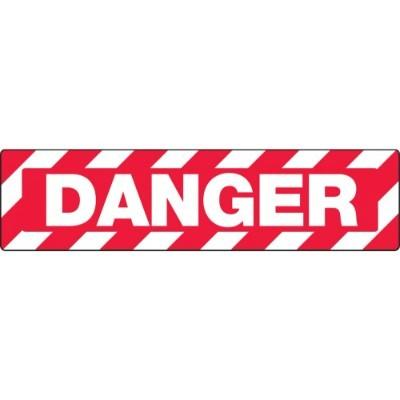 Danger - Skid-Gard® Floor Sign