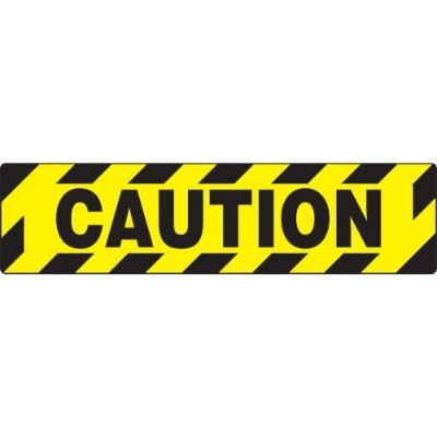 Caution - Skid-Gard® Floor Sign