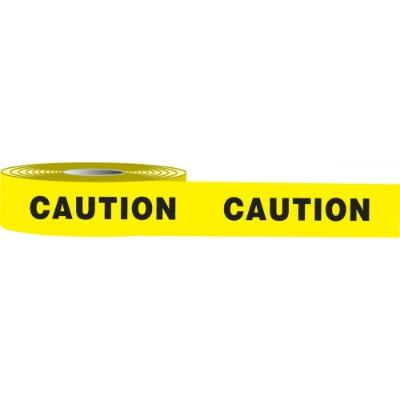 Floor Message Tape - Caution