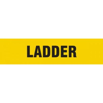 Floor Message Strip - Ladder
