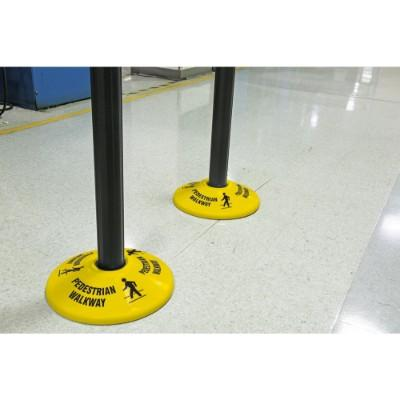 Pedestrian Walkway - Stanchion Post Base Cover