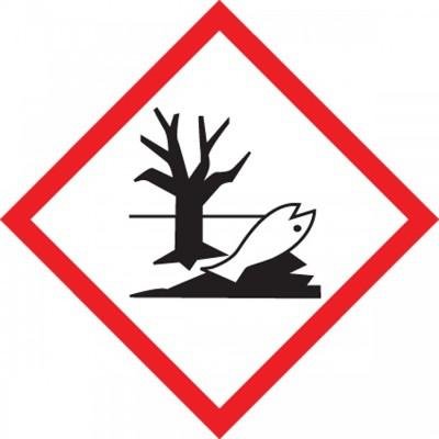 GHS Pictogram Label - Environment