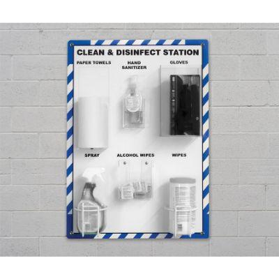 Clean & Disinfect Station