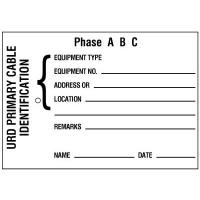 Phase Wire Tags