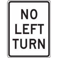Traffic Flow Signs