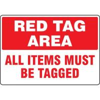Red Tag Supplies