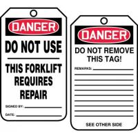 General Safety Tags